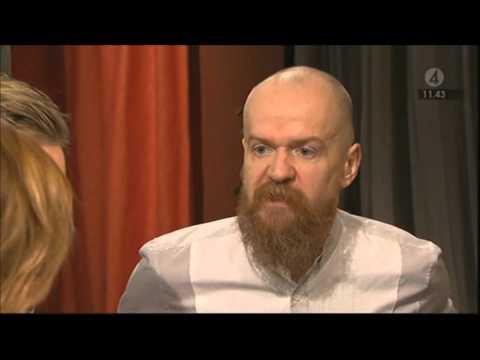 Bard, Schulman och Nousiainen diskuterar Sverigedemokraterna