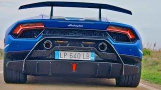 Lamborghini Huracán Performante Spyder (2019) Looks Stunning. YouCar Car Reviews.