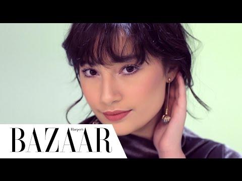 Eksklusif: Tatjana Saphira untuk Harper's BAZAAR Indonesia Maret 2017