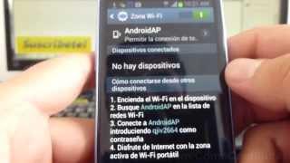Como Compartir Internet Del Celular Al Pc Samsung Galaxy