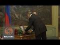Russian FM Lavrov pays tribute to late ambassador Churkin