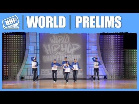 Un'Ex'Feel - Ukraine (Adult) @ HHI's 2013 World Hip Hop Dance Championship