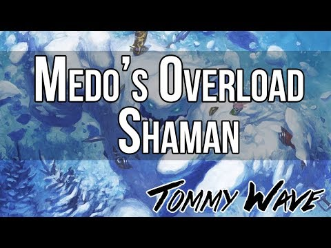 Medo's Overload Shaman - Hearthstone Decks