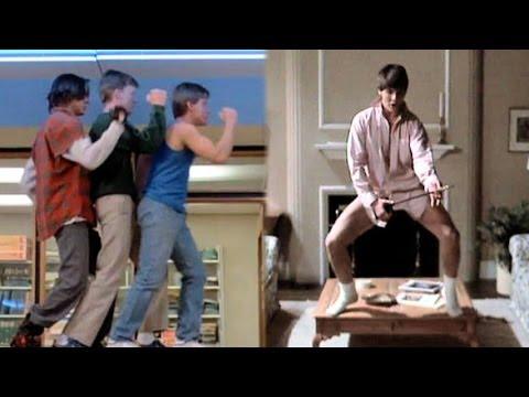 Top 10 Unexpected Dance Scenes in Non-Dance Movies