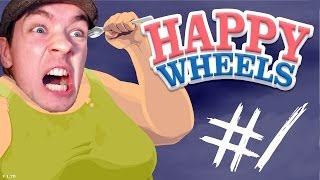 Happy Wheels | THIS GAME IS MY BITCH