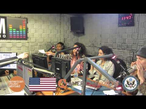 Audiopharmacy on Moroccan Radio 2M