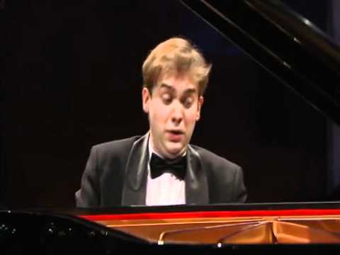 Evgeni Bozhanov 1st Stage Chopin Competition