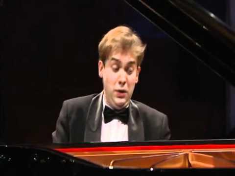 Evgeni Bozhanov 1st Stage Chopin Competition
