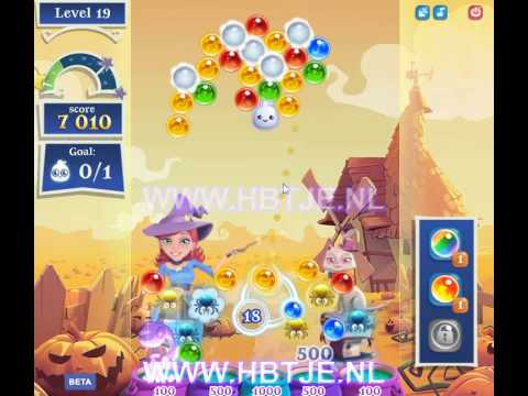 Bubble Witch Saga 2 level 19
