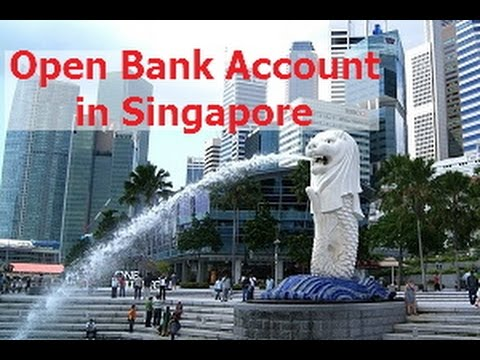 how to open a bank account overseas