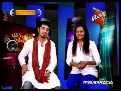 VJ Akalya Venkatesh - Paatondru Ketten Show