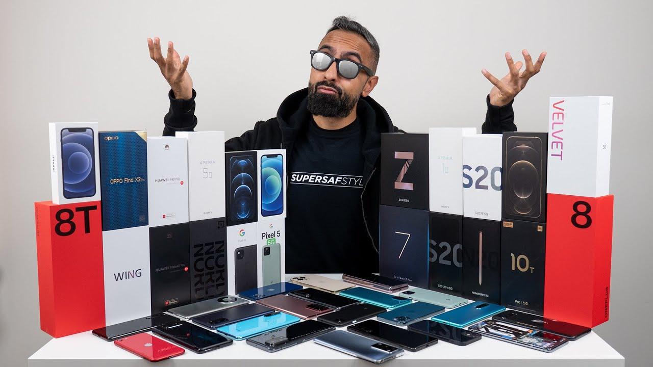 Top 10 BEST Smartphones of 2020