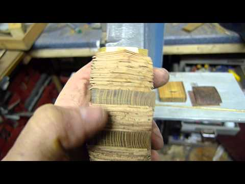 More on the Birch bark knife