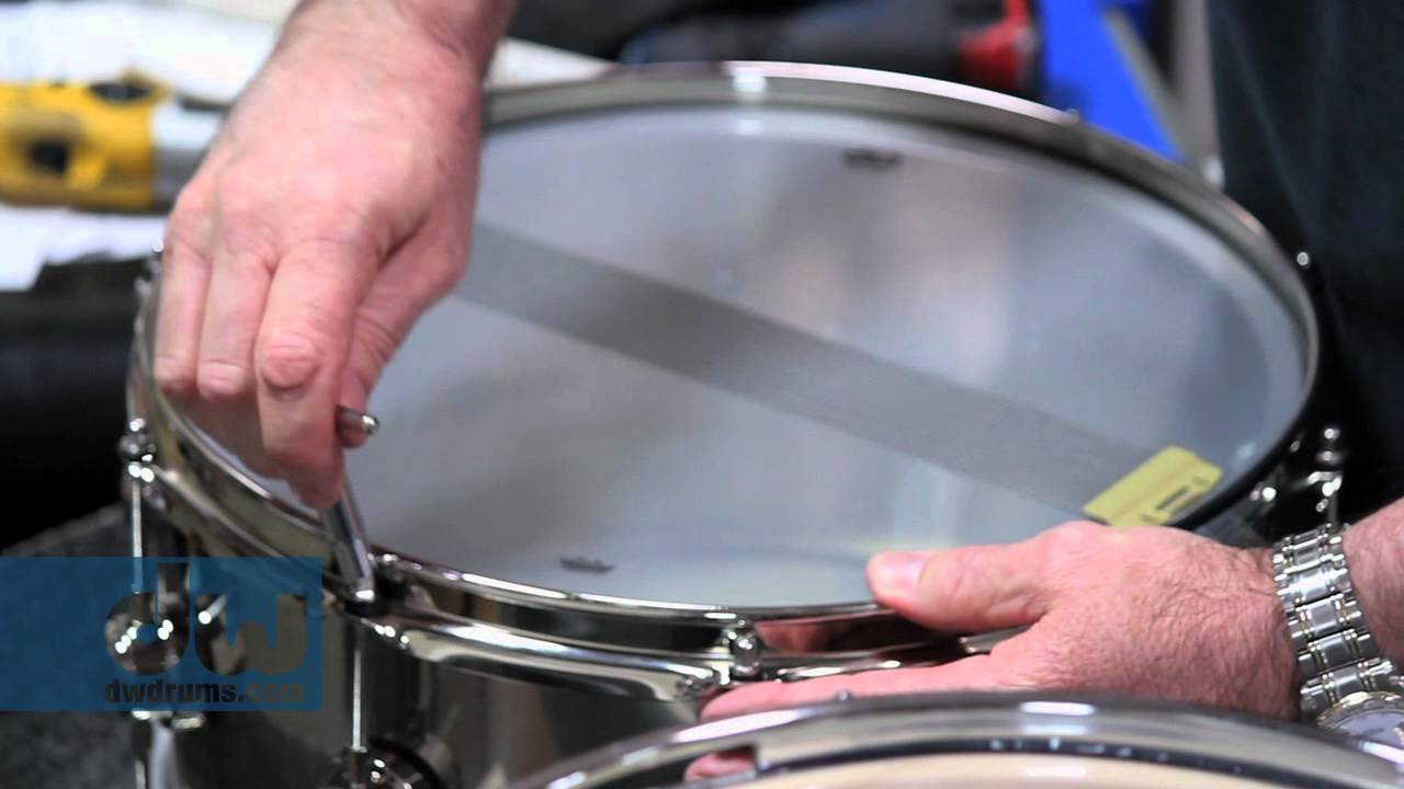 A1 crypton tuning drums