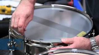How To Tune Drums By DW's John Good