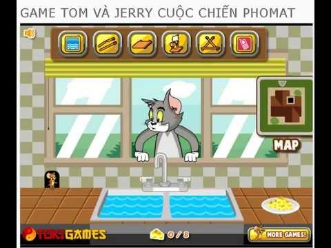 Tom va Jery cuoc chien fomat