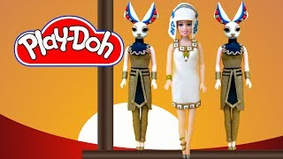 Play Doh Katy Perry Dark Horse Doll Inspired Costumes Play