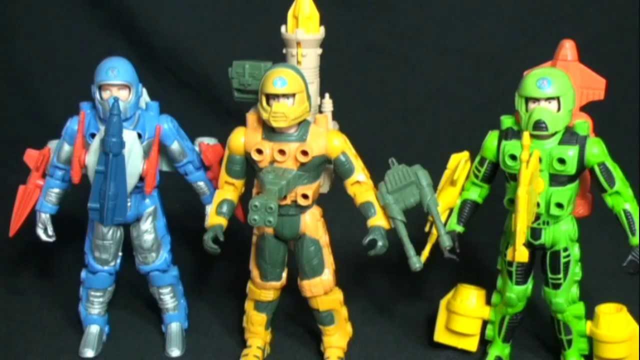 Centurions - Detonator, Hornet, and Wild Weasel - YouTube