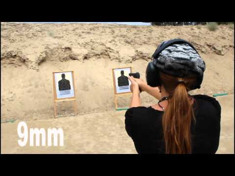 Shooting the M&P Shield 40 and 9mm BACK TO BACK and M&P Pro 9mm with Todd Cotta