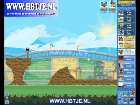Angry Birds Friends Tournament Level 6 Week 112 (tournament 6) no power-ups