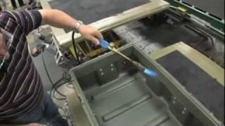 Pelican Rotomold Case Technology