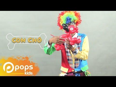 Sắc Màu Bong Bóng - Tập 10 - Con Chó - Balloon Shaping
