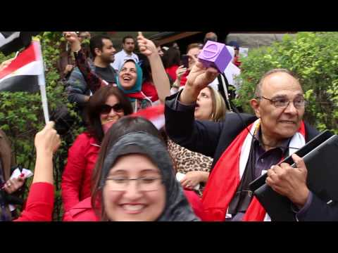 Egyptian Presidential Election - Ottawa - May 2014 - 2
