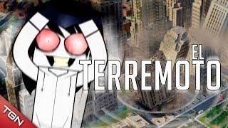 MINECRAFT: EL TERREMOTO