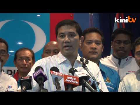Azmin sangkal Saifuddin: PKR bukan parti Melayu