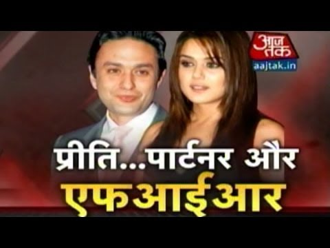 Vardaat: Preity Zinta files an FIR against Ness Wadia (Full story)