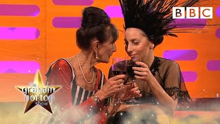 Lady Gaga Meets June Brown The Graham Norton Show