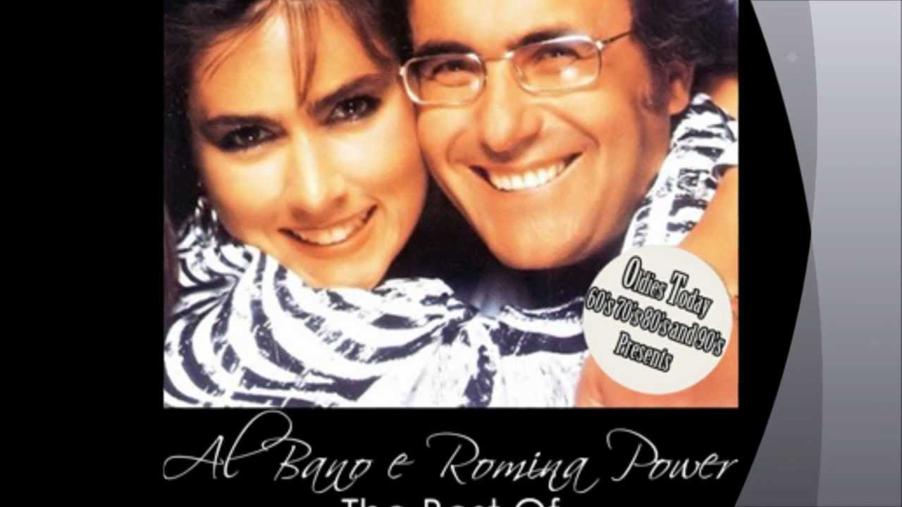 Al Baño Romina Power:Al Bano e Romina Power CD The Best Of – YouTube