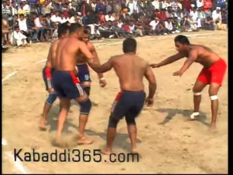 Bara Pind (Jalandhar) Kabaddi Tournament 20 Feb 2013 Part 2