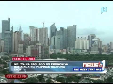 IMF: 7% na paglago ng ekonomiya, maitatala ng Pilipinas ngayong taon