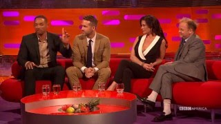 Will Smith & Ryan Reynolds are Happily Married - The Graham Norton Show