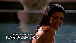 KUWTK | Kourtney Kardashian Does Fully Nude Photo Shoot | E!