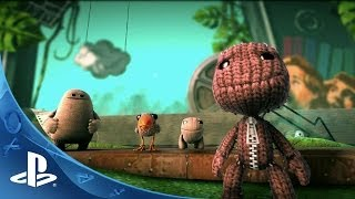 LittleBigPlanet 3 E3 2014 Announce Trailer (PS4)