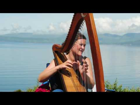 Celtic Harp Songs: Traditional Soothing Irish Music, Harp, Flute, Guitar and Violin Instrumentals