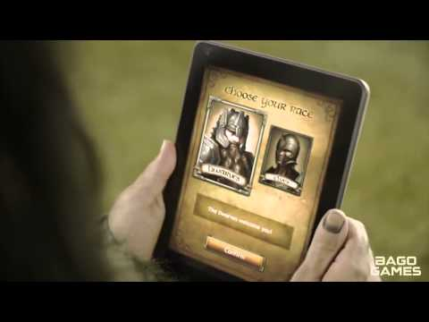 The Hobbit Kingdoms of Middle-earth - Desolation of Smaug Expansion Trailer