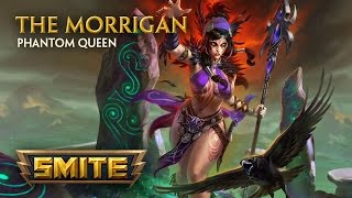 SMITE - God Reveal: The Morrigan, Phantom Queen