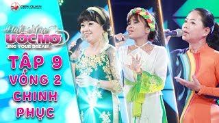 Hát mãi ước mơ | tập 9 vòng 2: Người chị hát cho đứa em câm điếc khiến Trịnh Thăng Bình cảm động