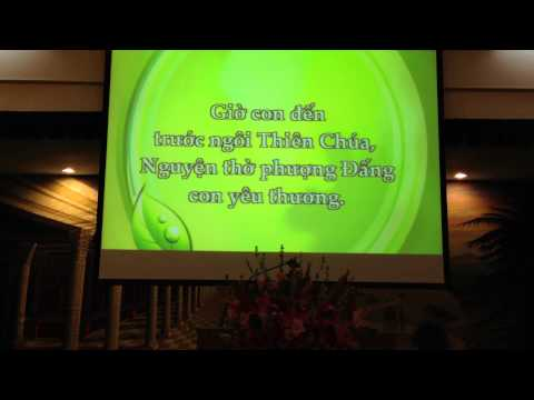 Giờ con đến trước ngôi - Thánh ca Tin Lành- Karaoke