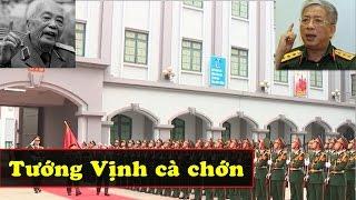 Tiết lộ bất ngờ: Nguyễn Chí Vịnh bao che cho Tổng cục 2 bịt miệng Đại tướng Võ Nguyên Giáp