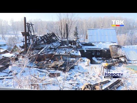 Пожарные проверили садовое общество, где погиб мужчина