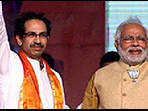 Shiv Sena defends Narendra Modi