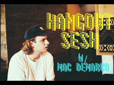 Analog Avenue HANGOUT SESH interview w/ Mac DeMarco