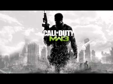 Call of Duty Modern Warfare 3 Singleplayer menu music