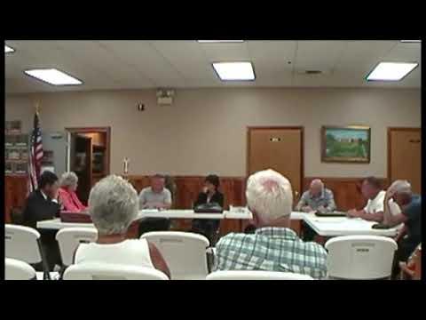 Altona Town Board Meeting 9-4-13