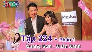 Vợ tủi thân 'nói chuyện một mình' với thai nhi vì chồng vô tâm | Quang Sơn - Xuân Xanh | VCS #224 😞