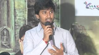 Yevade Subramanyam Press Meet-Nani, Malavika Nair